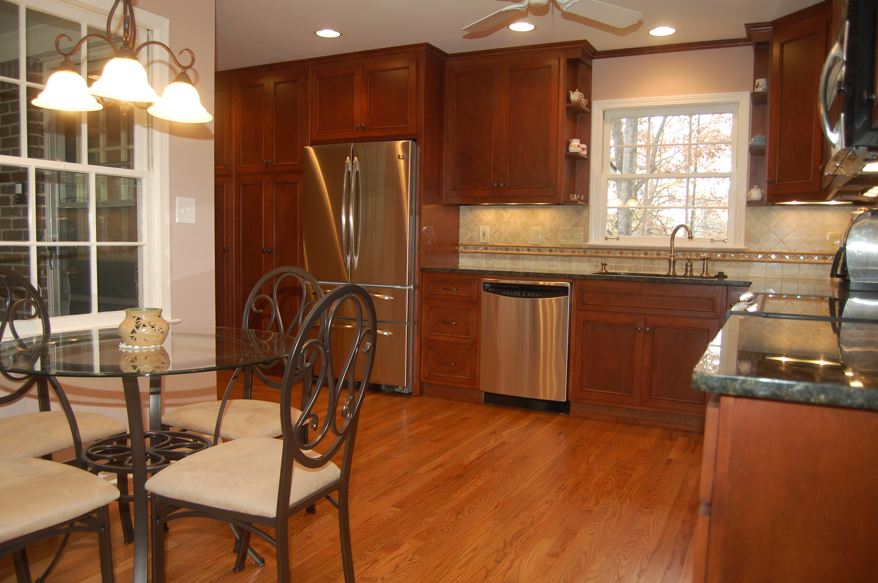 Timeless and Traditional Kitchen